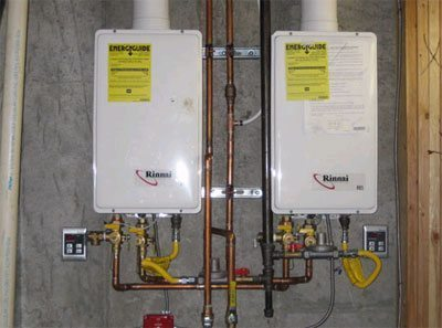 Tankless Gas Water Heater - Everything You Need to Know