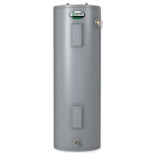 Ao Smith Promax 50 Gallon Electric Water Heater Water