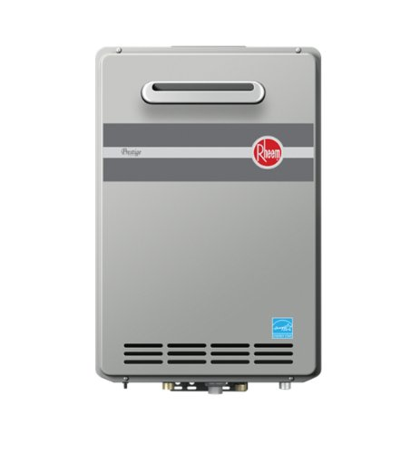 Rheem Tankless Low NOx Outdoor Water Heater