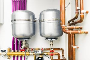 hot water heater expansion tank
