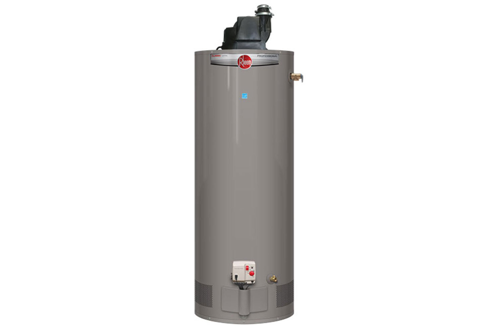 When To Use A Power Vent Water Heater Incl Review Of Rheem 50 Gal